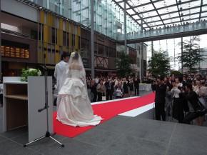 インターバル撮影で振り返る結婚式