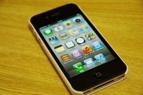 au版 iPhone4Sの公衆無線LAN簡単接続設定