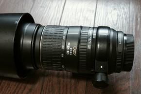 SIGMA APO 170-500mm f5-6.3 RF 購入